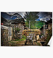 Rural China Poster