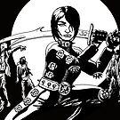 Xtianna the Zombie Slayer by Joozu