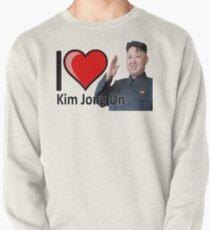 Sudadera cerrada Fantastic I Love productos de Kim Jong Un