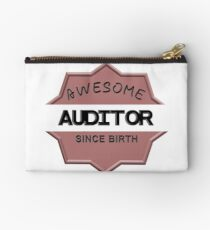 Awesome Auditor Since Birth Studio Pouch