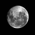 Moon (07.03.2015) 11.17pm by Phil Le Cren