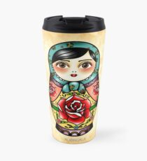 Matryoshka  Travel Mug