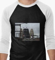 Sydney Harbour Bridge Men's Baseball ¾ T-Shirt
