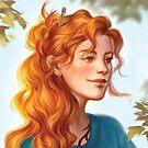 Clary Fairchild by Alexandra Curte