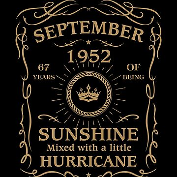 September 1952 Sunshine Mixed With A Little Hurricane by lavatarnt