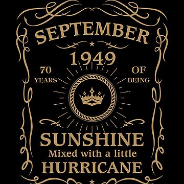 September 1949 Sunshine Mixed With A Little Hurricane by lavatarnt