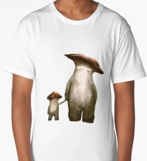 Mushroom People Long T-Shirt