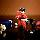 Deadly Geisha by thereeljames