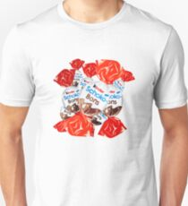 Camiseta ajustada Delicioso Schokobons Kinder