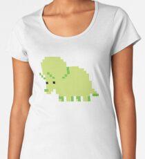 Bit-Dinosaurs Tryceratops Women's Premium T-Shirt