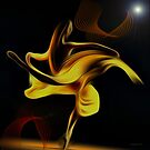 "Dance series ""touching light"" by Martin Dingli"