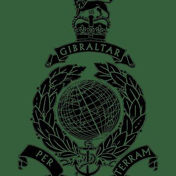 Royal Marines (United Kingdom) by wordwidesymbols