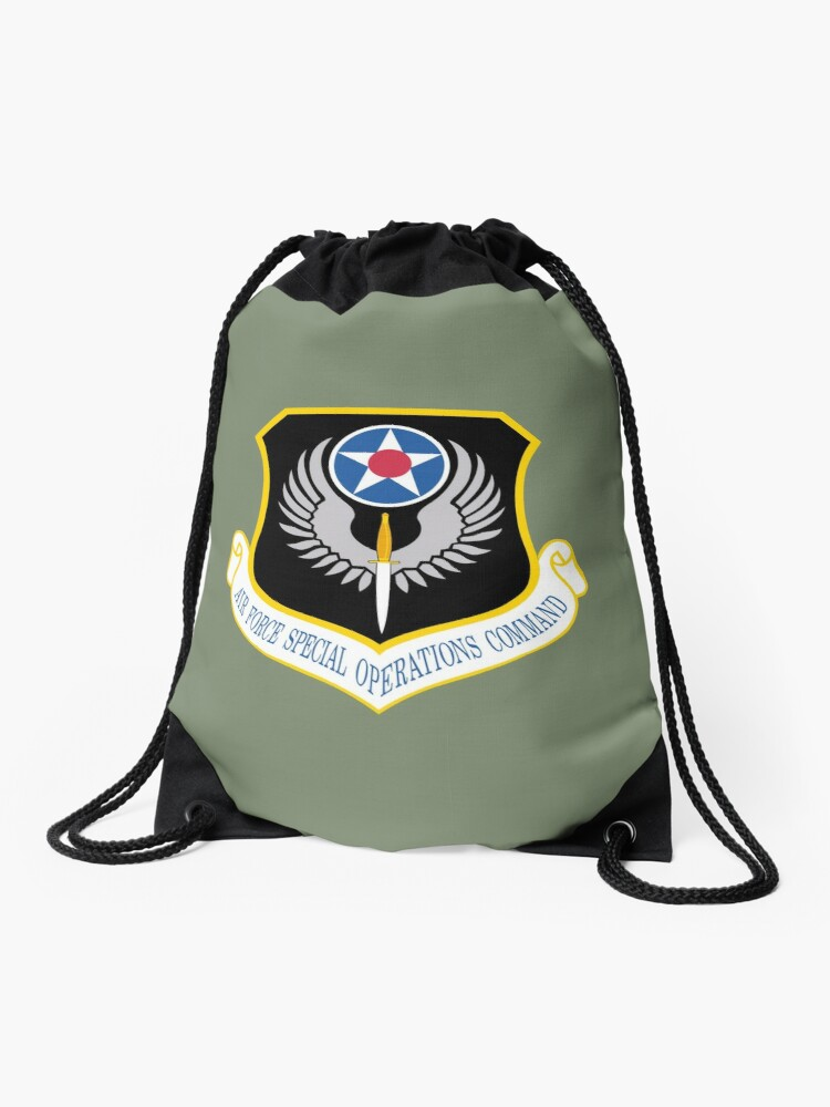 Air Force Special Operations Command (USAF) | Drawstring Bag