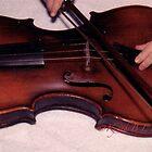 Little Hands On Violin by DreamCatcher/ Kyrah