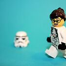 Lady Stormtrooper by thereeljames