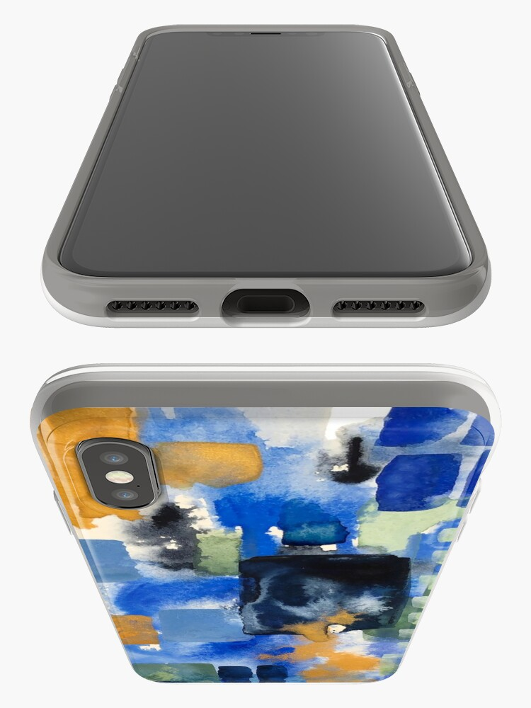 Alternate view of Ginger Jars Abstract iPhone Case & Cover