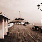 Along Cromer Pier by StephenRB
