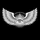 «El ojo de la Providencia» de Retrocrix