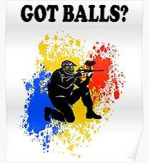 Paintball Gun Posters Redbubble