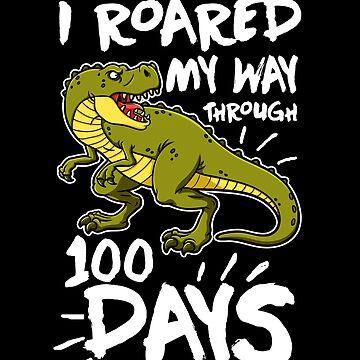 100 Days Of School by KsuAnn
