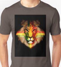 The Rasta Lion T-Shirt
