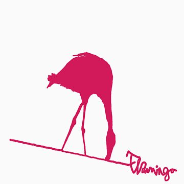 Flamingo by RatRace