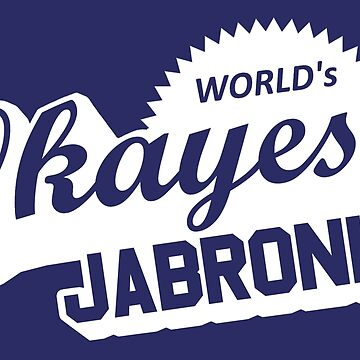 World's Okayest Jabroni by esskay