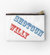 ShotGun Willy Merch Studio Pouch