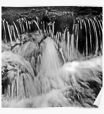 The Tuffs waterfall Poster