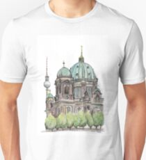 The Berliner Dom & TV Tower T-Shirt