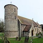 St Marys Burnham Deepdale by Yampimon