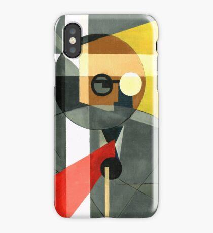 Rudolf Carnap iPhone Case