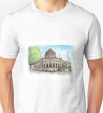 The Bode Museum, Berlin, Germany. Unisex T-Shirt