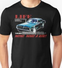 WOW! What a ride! Unisex T-Shirt