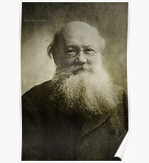 Peter Kropotkin Poster