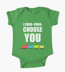 I CHOO- CHOO- CHOOSE YOU Kids Clothes