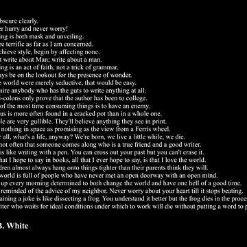 E. B. White Quotes by qqqueiru