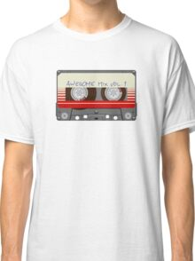 Guardians Awesome Mix Vol 1 Classic T-Shirt