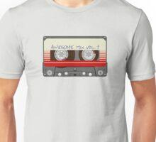 Guardians Awesome Mix Vol 1 Unisex T-Shirt