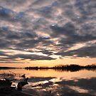 Golden Sunset by kentuckyblueman