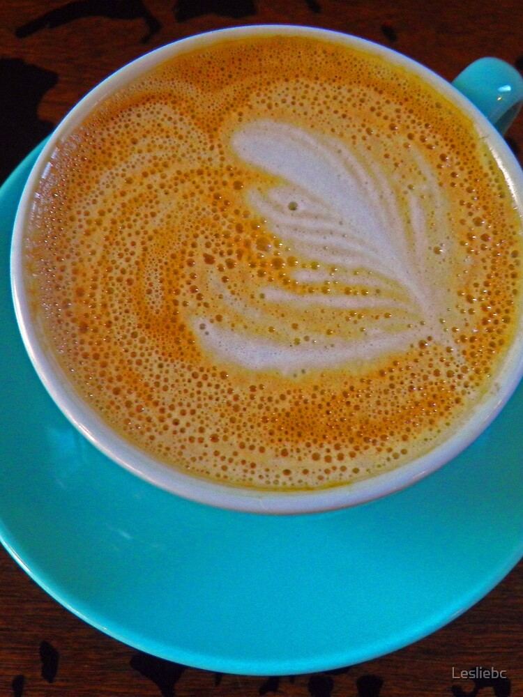 Cappuccino Swirl by Lesliebc
