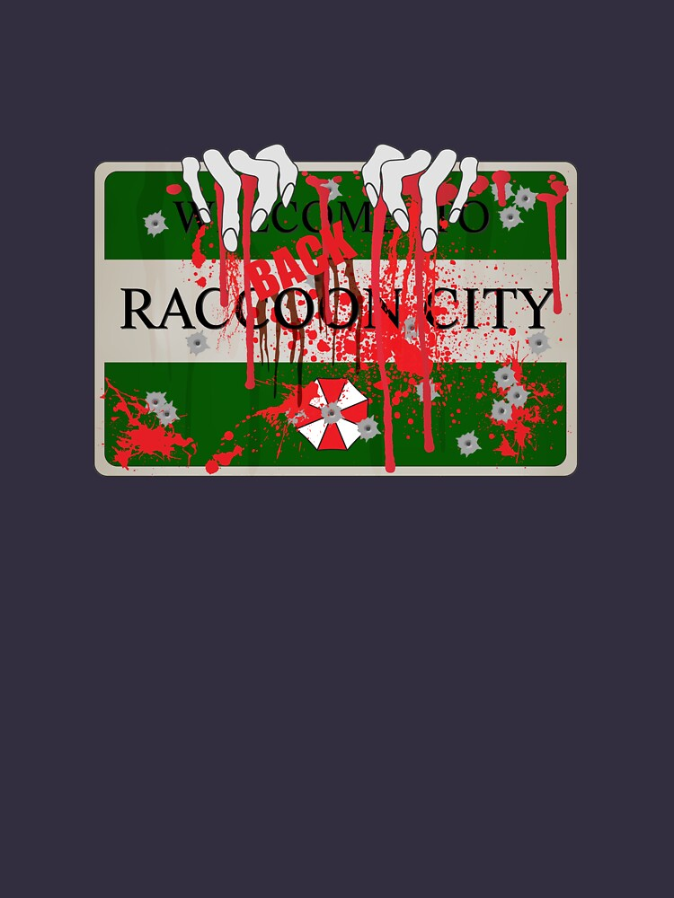 Welcome Back to Raccoon City Design by Smetes