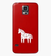 Dala-Pferd Hülle & Skin für Samsung Galaxy