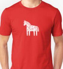 Dala-Pferd Unisex T-Shirt