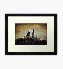 Basilica of Holy Hill Framed Print