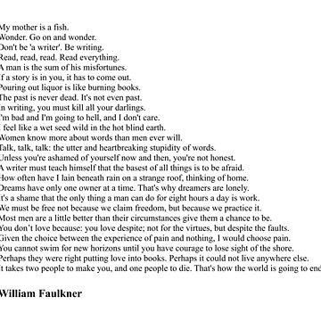 William Faulkner Quotes by qqqueiru