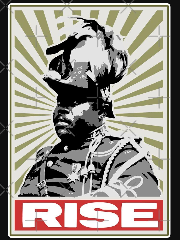 Marcus Garvey - Aufstieg von styleuniversal