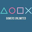 Gamers Unlimited by kaysha