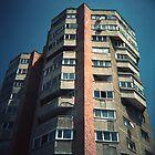 Romanian Building by MoiMM
