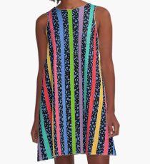 quantum A-Line Dress